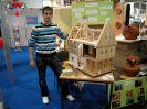 Modellhausbau auf der Handwerksmesse